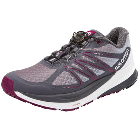 Salomon Sense Propulse Trailrunning Shoe Women dark cloud/light onix/mystic purple